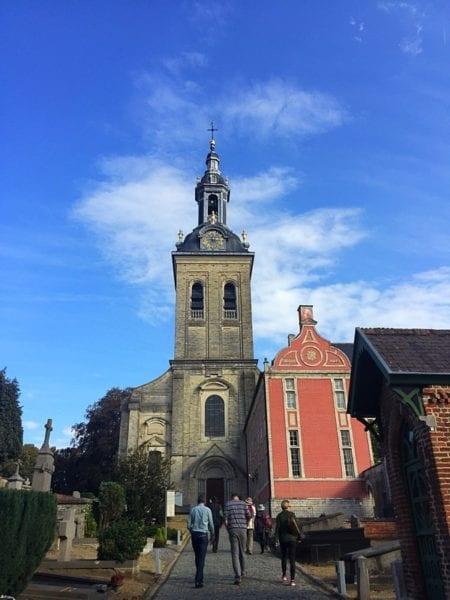 Heverlee Abbey Leuven Belgium