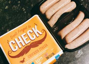 HECK chicken italia sausages Review