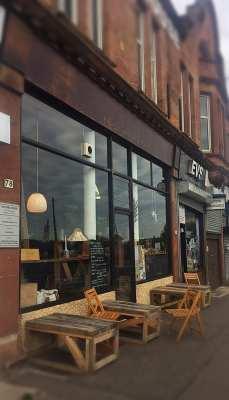Bakery 47 exterior