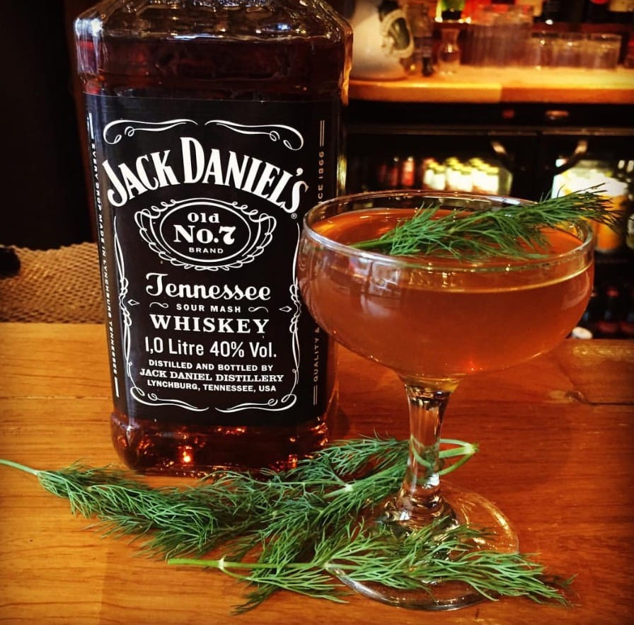 Jack Daniel's Tennessee calling