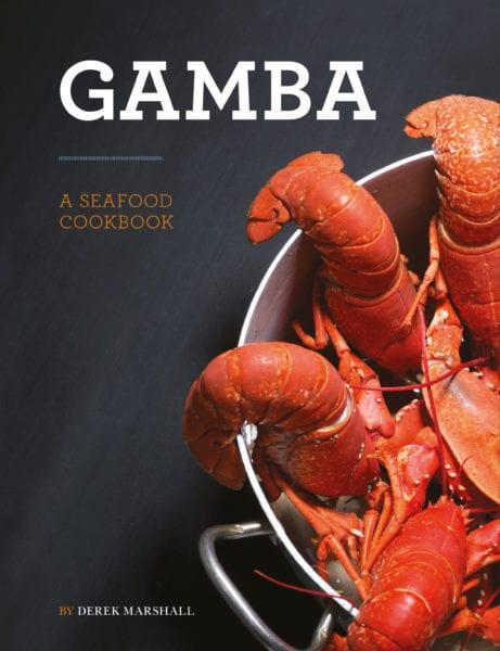 Gamba glasgow book launch restaurant