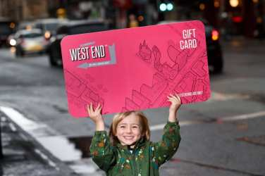 West end glasgow gift card
