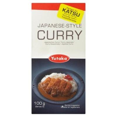 Yutaka Japanese curry