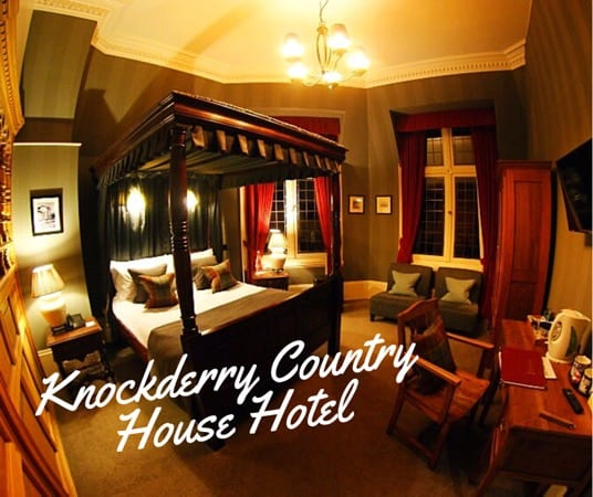 Accommodation review: Knockderry Country House Hotel, Cove, Scotland