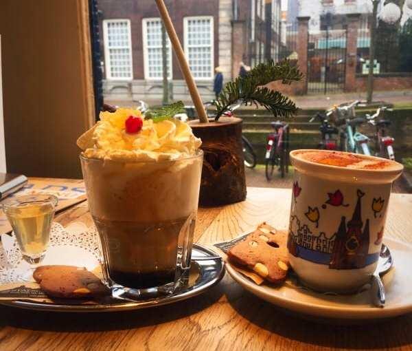 Food: Stads KoffyHuis, Delft, Netherlands