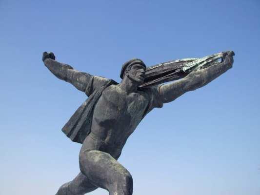 Memento park Budapest Hungary communism