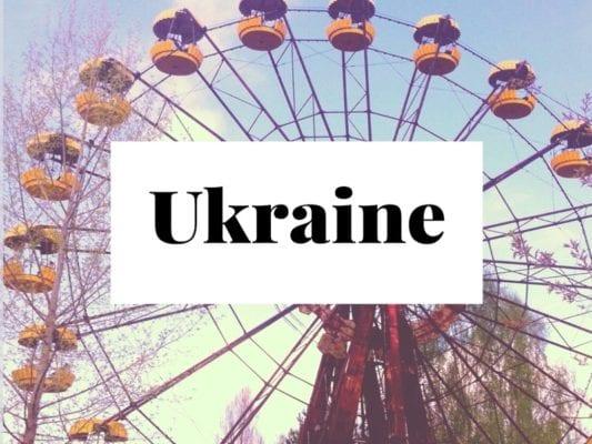 ukraine travel glasgow foodie explorers bloggers