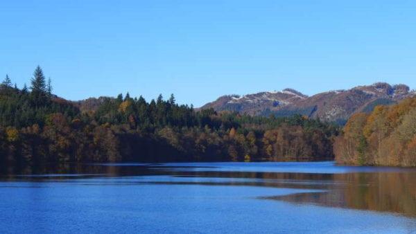 Pitlochry - River Tummel