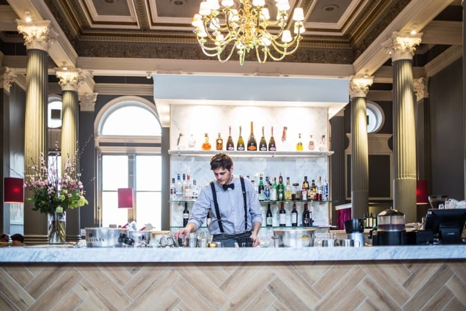 Contini George Street re-opens after refurb