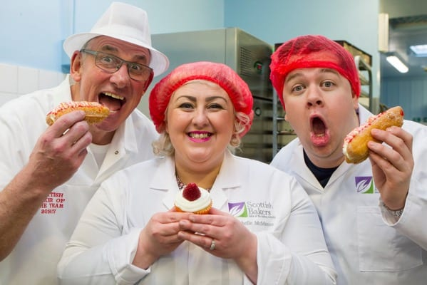 STV win against Michelle McManus in Bake off
