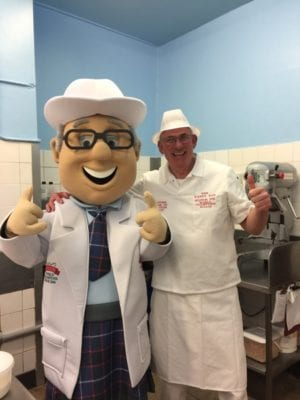 Kandy bar Scottish Baker of the Year