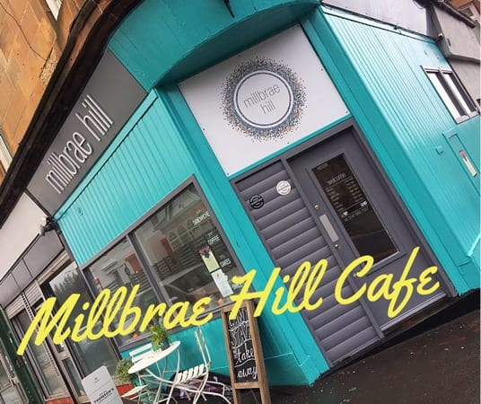 Food Review: Millbrae Hill Cafe, 39 Milbrae Road, Glasgow