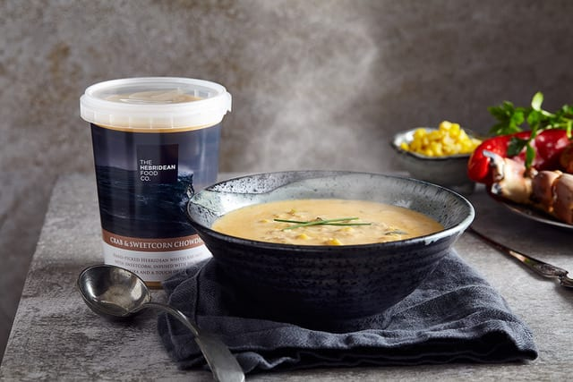 News: Soup range launched by Hebridean Food Company