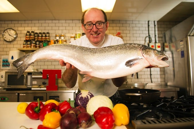 Event: Rock star cooking in Glasgow