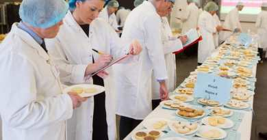 Judging Day for Scottish Baker of the Year 2017