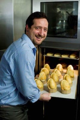 the cornish bakery easter egg