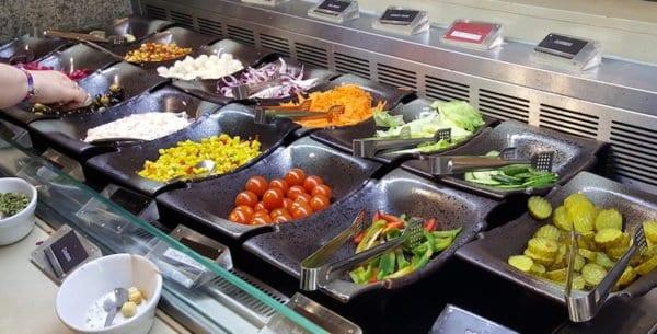 Cosmo Silverburn Salad