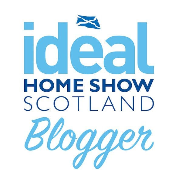 Ideal Home Show Scotland Blogger Badge Glasgow Food Blog Foodie Explorers Glasgow Foodie