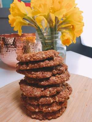 Anzac Day Biscuits Glasgow Food Blog Foodie Explorers Recipe