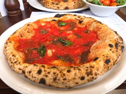 paesano pizza glasgow food blog foodie explorers pizza 2