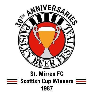paisley beer festival logo