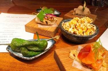 Restaurant bar and grill aperitivo princes square glasgow