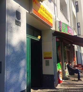 Hotel hostel intervarko budget Berlin