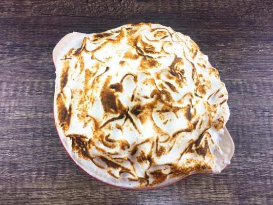 Easy baked Alaska recipe
