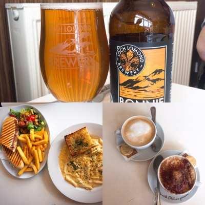 Scotrail Unlock scotland glasgow Days Out Cucina Balloch