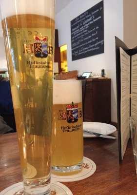Wohlfahrt's wirtshaus Austrian restaurant Berlin