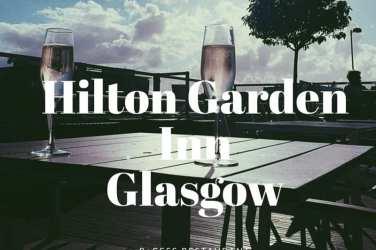 Hilton Garden inn glasgow restaurant