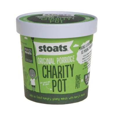 Stoats Mary's Meals Malawi porridge