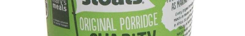 Stoats Mary's Meals Malawi porridge