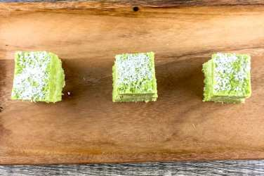 recipe teapigs raw matcha fudge one