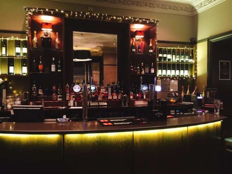 Number 10 hotel restaurant Southside glasgow food Review