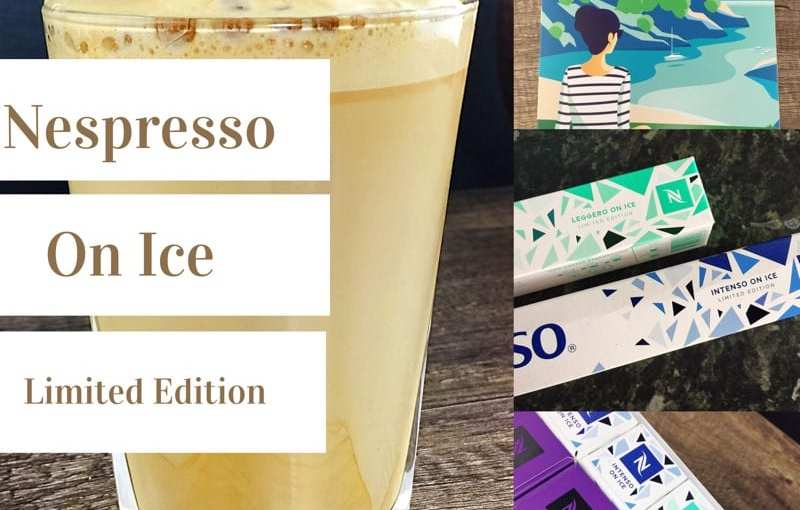 Product Review: limited edition Nespresso on Ice