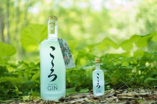 Kokoro Gin Japanese Gin