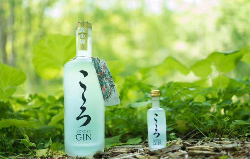 Drinks News: Kokoro Gin now in 5cl bottles