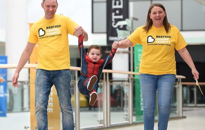 Event Preview: Toddle waddle for The Beatson at St Enoch