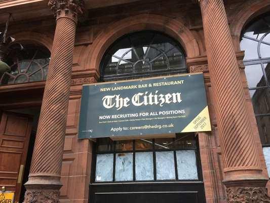 The Citizen - St. Vincent Place