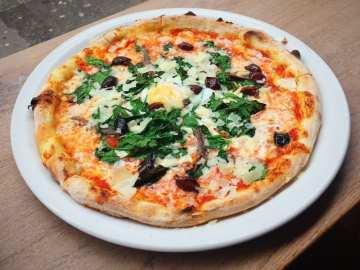 Vapiano London Glasgow Edinburgh restaurant italian Pizza