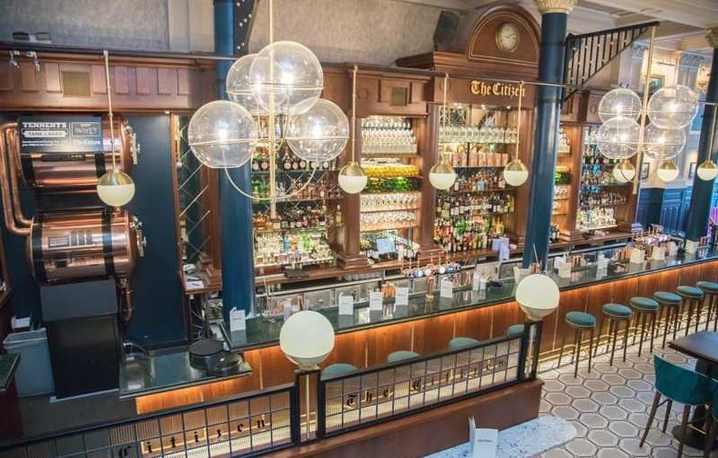 New Opening: The Citizen, St Vincent Place, Glasgow