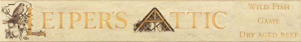 Leipers attic cottiers theatre glasgow west end menu