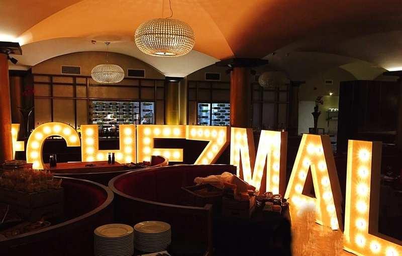 Event: Chez Mal launch party at Glasgow Malmaison