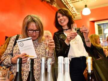 Fizz Feast returns to Edinburgh