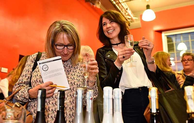 Event: Fizz Feast – A Celebration of Sparkling Wine & Scottish Artisan Food