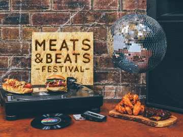 Meats & Beats festival, Edinburgh