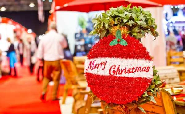 Country Living Christmas Fair