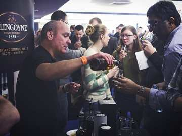 glasgows whisky festival