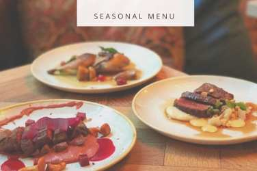 Iberica winter seasonal menu